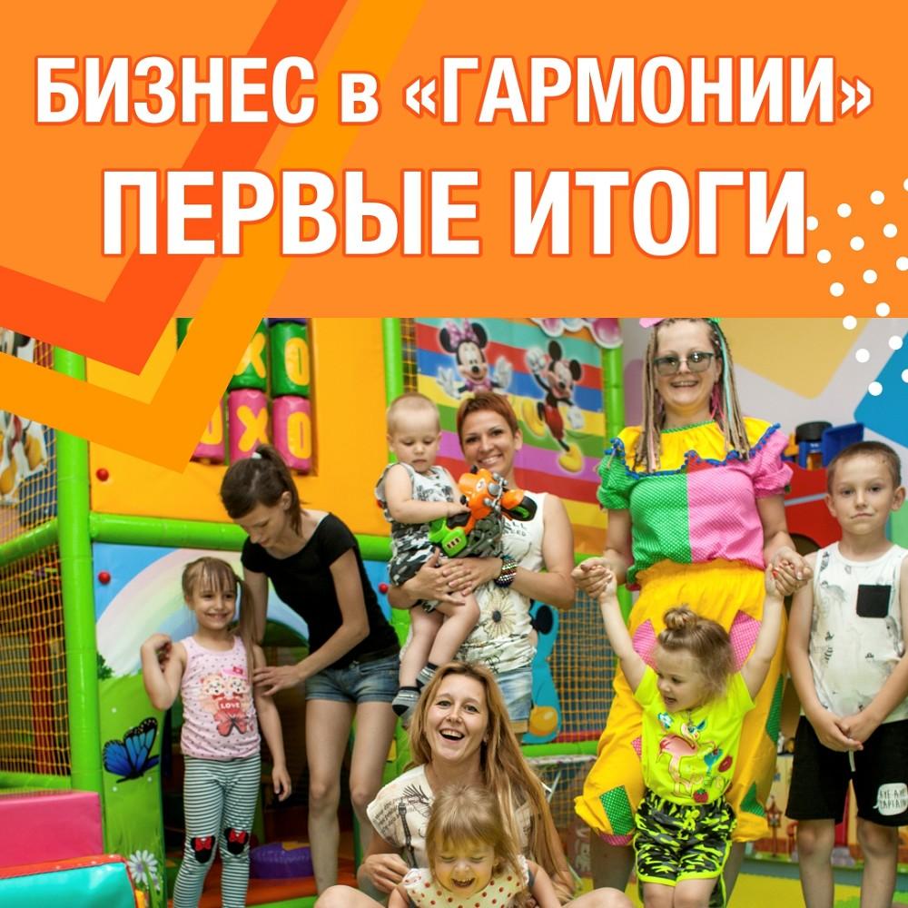Детский развлекательный центр в 'Гармонии'