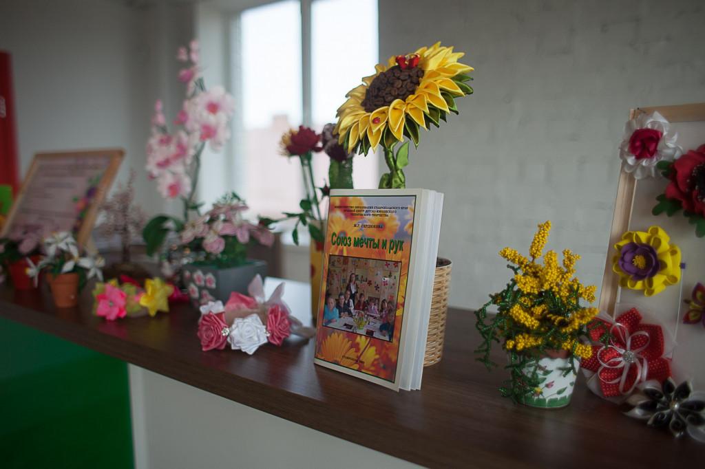 Мастер класс Подарок маме в галерее Твоя история в жилом районе Гармония