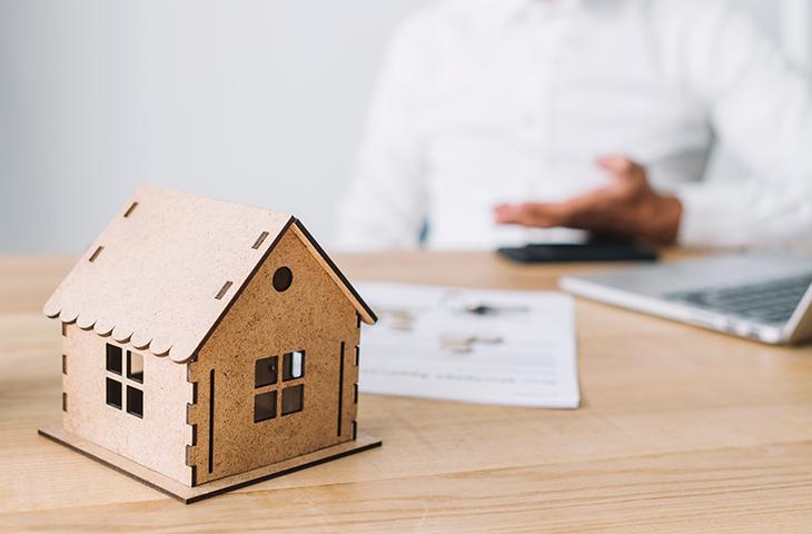 в каком банке взять кредит под залог дома с землей