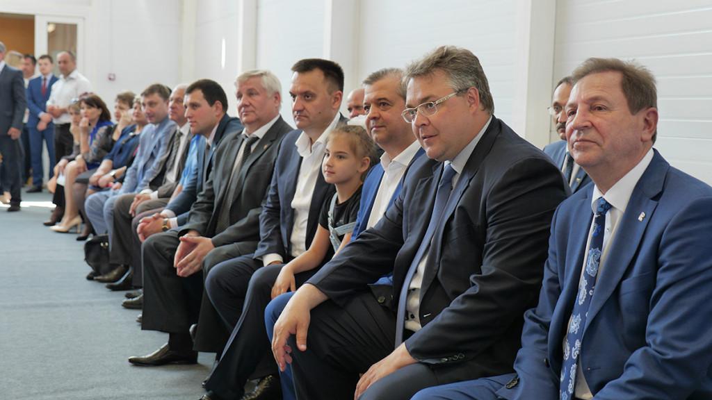 """Открытие физкультурно-оздоровительного комплекса в """"Гармонии"""" - фото 2"""