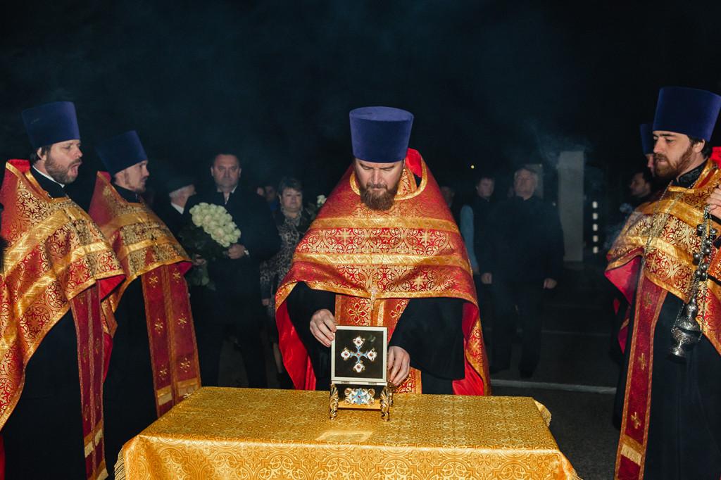 мощи святой блаженной Матроны Московской прибыли в Ставрополь - фото 4