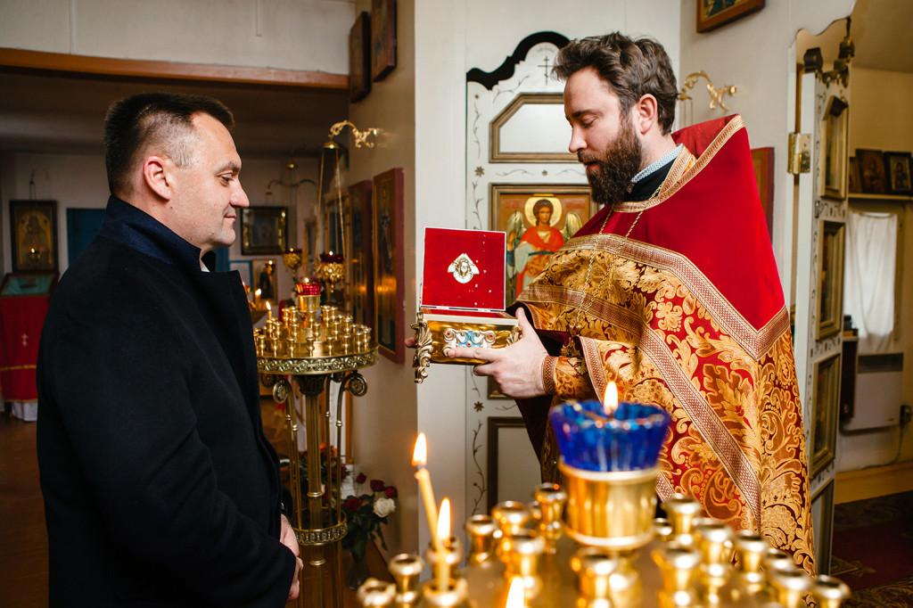 мощи святой блаженной Матроны Московской прибыли в Ставрополь - фото 2
